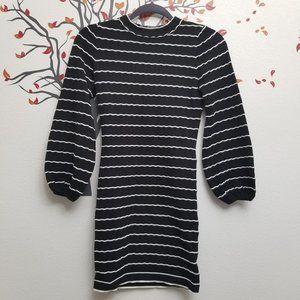 Kittenish Black Dress ASO Jessie James Decker XS